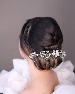 International Wedding Hair do By Cheryl