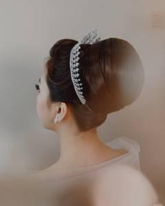 International Wedding Hair do by Rose