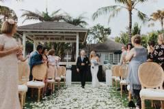 Intimate Clifftop Villa Weddingcation at Tamarama VIlla